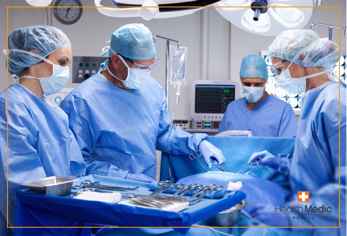 Holicistektomija – operacija žučne kese