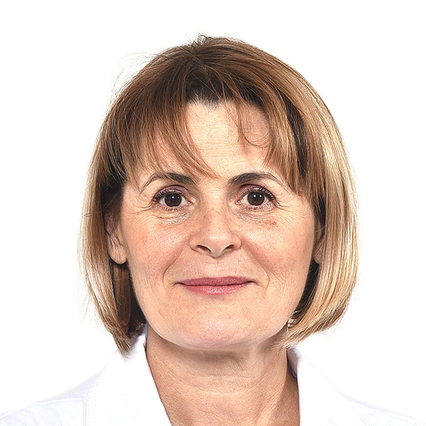 Dr sci.med. Lidija Jovanović